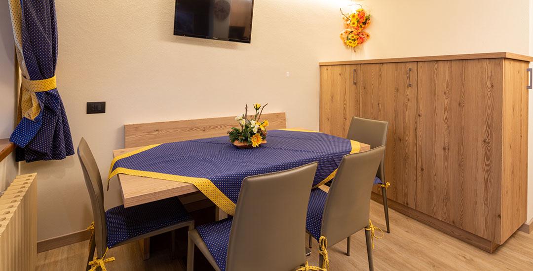 Appartamento Blu | Casa Pedretti